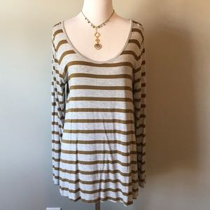 🆕 Lularoe Simply Comfortable Stripped Tunic